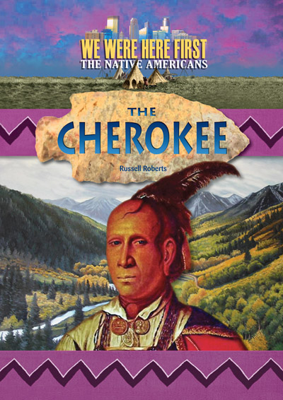 We Were Here First Cherokee