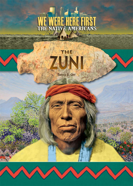 We Were Here First Zuni